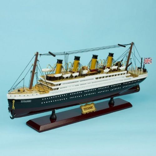 Titanic Model Ship Highly Detailed 55cm Assembled